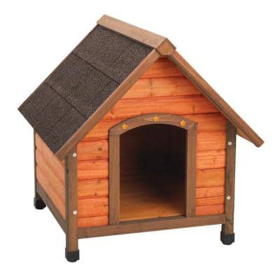 Premium+ Small A-Frame Doghouse