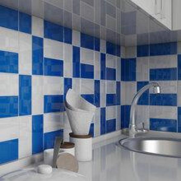 Giorbello Cobalt Blue 4 In X 12, Cobalt Blue Bathroom Tile