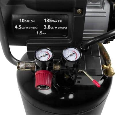 10 Gal. Portable Electric Air Compressor