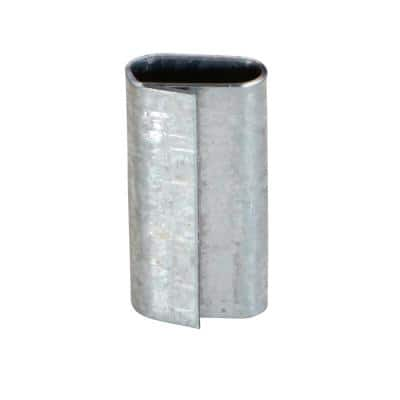 1/2 in. Heavy-Duty Poly Strapping Seal