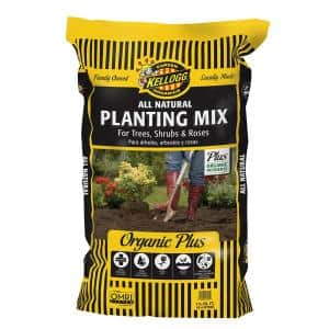 1.5 cu. ft. All Natural Planting Mix for Trees, Shrubs and Roses