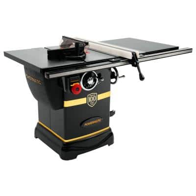 PM1000 115-Volt 1-3/4 HP 1PH Table Saw with 30 in. Accu-Fence System- 100th Anniversary Limited Edition