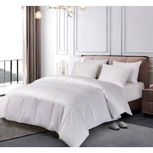 European Extra Warmth White Queen Down Comforter