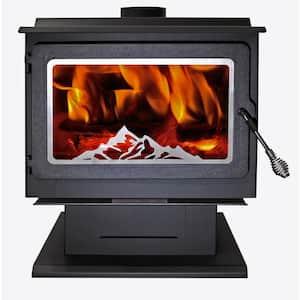 2,400 sq. ft. EPA Certified Wood-Burning Stove