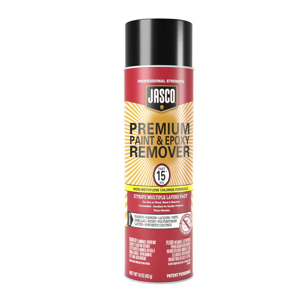 Premium Paint and Epoxy Remover, 16 Oz.