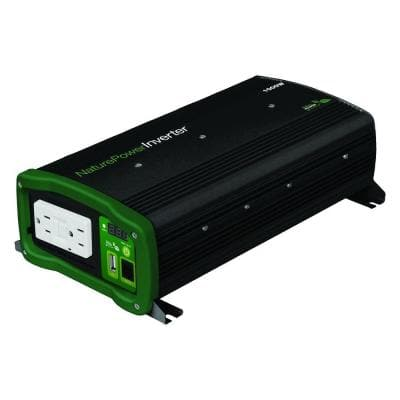 1000-Watt Pure Sine Wave Inverter