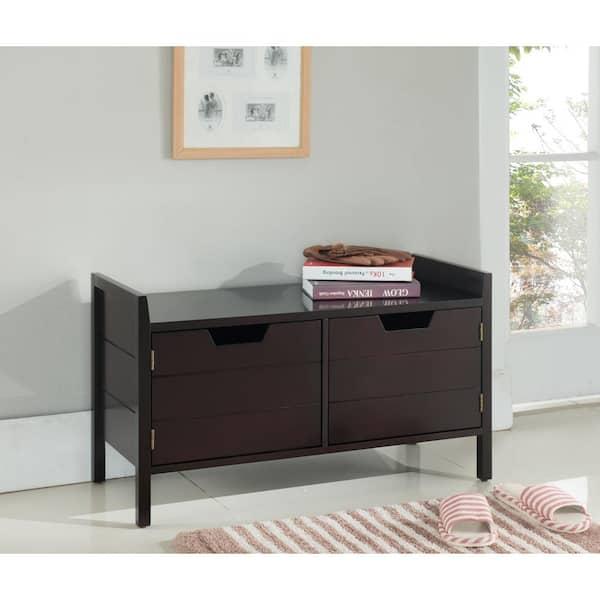 Kings Brand Furniture Wood Espresso, Kings Brand Furniture