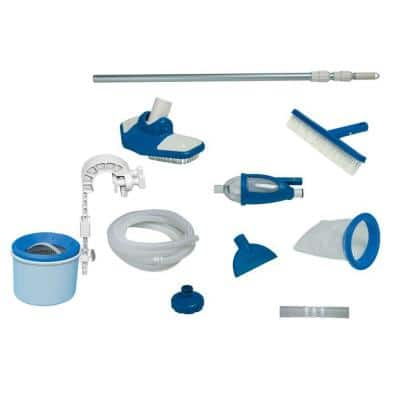 Intex Pool Vacuums Automatic Pool Cleaners The Home Depot