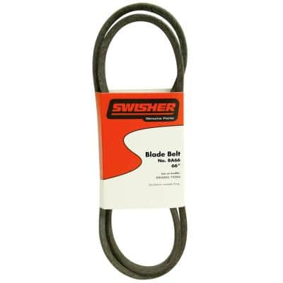 Replacement 66 in. Blade Belt for Select 44 in. Trailmowers