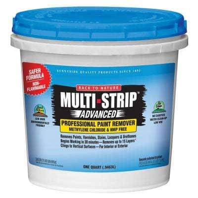 Advanced Series 1 Qt. Multiple Layer Paint and Varnish Remover