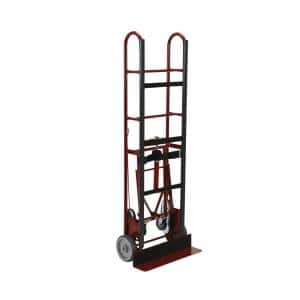 1,200 lb. 66 in. Tall Appliance Cart Ratchet