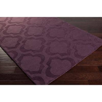 2 X 4 Purple Area Rugs Rugs The Home Depot