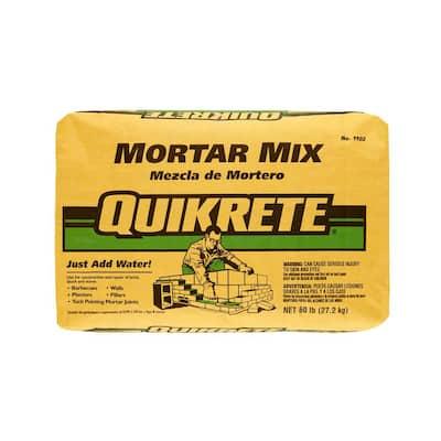60 lb. Mortar Mix