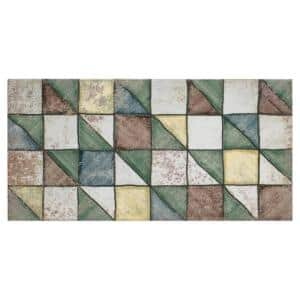 Atelie Totto 5-7/8 in. x 11-7/8 in. Ceramic Wall Tile (11.17 sq. ft. / case)