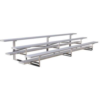 21 ft. 3-Row Aluminum Bleacher Frames