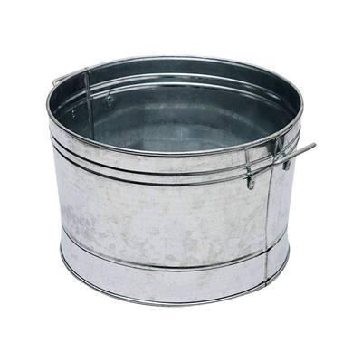 Modern Beverage Tubs, Round Beverage Tub