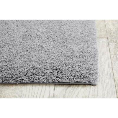 Cotton Non-Skid Bath Rug (Set of 2)