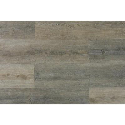Omnia Light Onyx 9 in. W x 60 in. L SPC Vinyl Plank Flooring (18.701 sq. ft.)