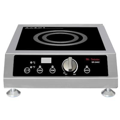 3400-Watt Countertop Commercial Range (220-240-Volt)