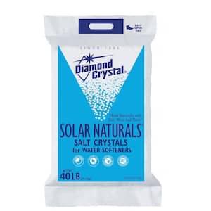 Solar Naturals Water Softener Salt Crystals