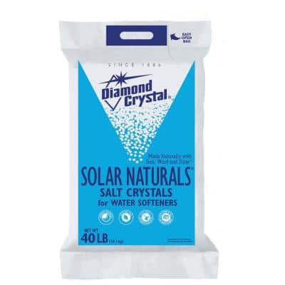 Solar Naturals Water Softener Salt Crystals