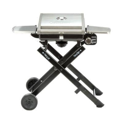 All Foods Roll-Away Propane Gas Grill
