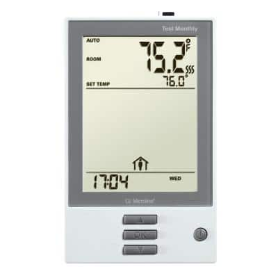 nHance Programmable Thermostat with Floor Sensor