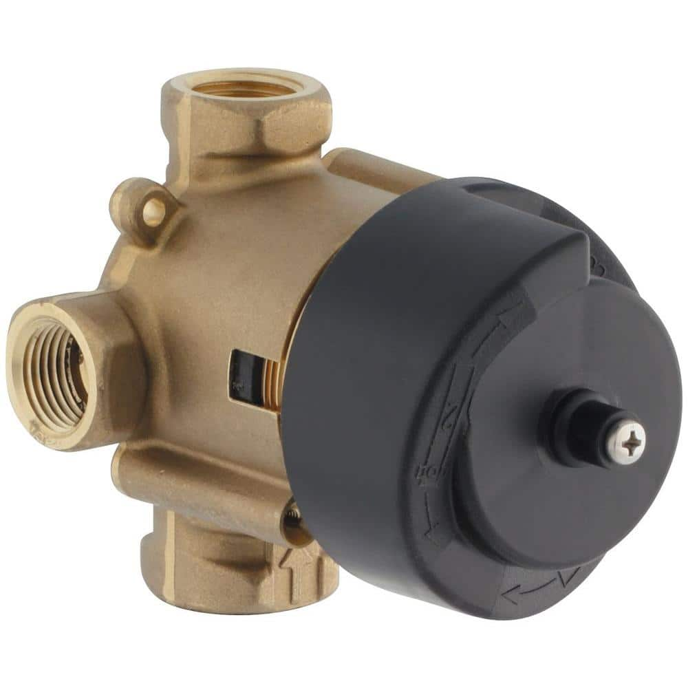 Kohler Master Shower 2 Or 3 Way Diverter Valve K 737 K Na The Home Depot