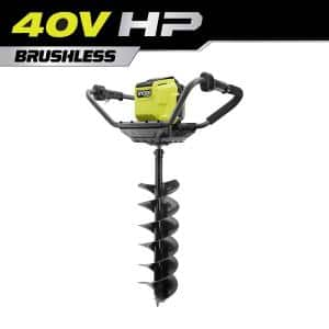 40V HP Brushless Cordless Earth Auger with 8 in. Bit (Tool Only)