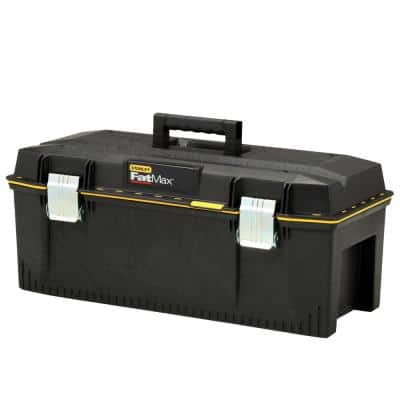28 in. 9.2 Gallon Mobile Tool Box