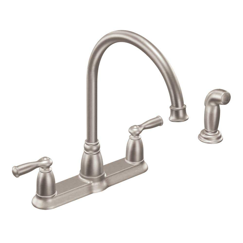 Moen Kitchen Faucet With Filtered Water