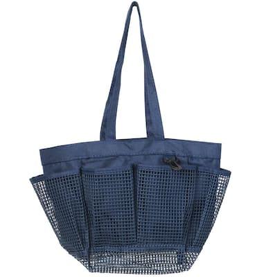 Mesh Portable Shower Caddy, Quick Dry Shower Tote Bag, Bathroom Organizer Bag