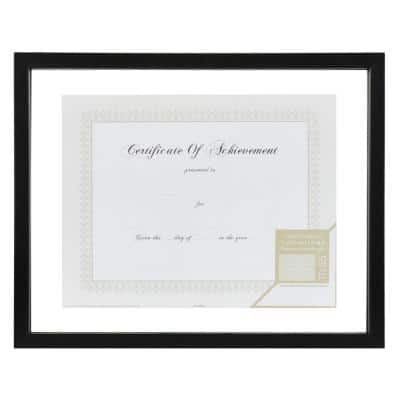1-Opening 14 in. x 11 in. Document Picture Frame