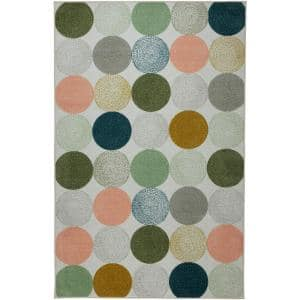 Mosman Multi 10 ft. x 14 ft. Indoor Area Rug