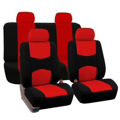 Flat Cloth 43 in. x 23 in. x 1 in. Full Set Seat Covers