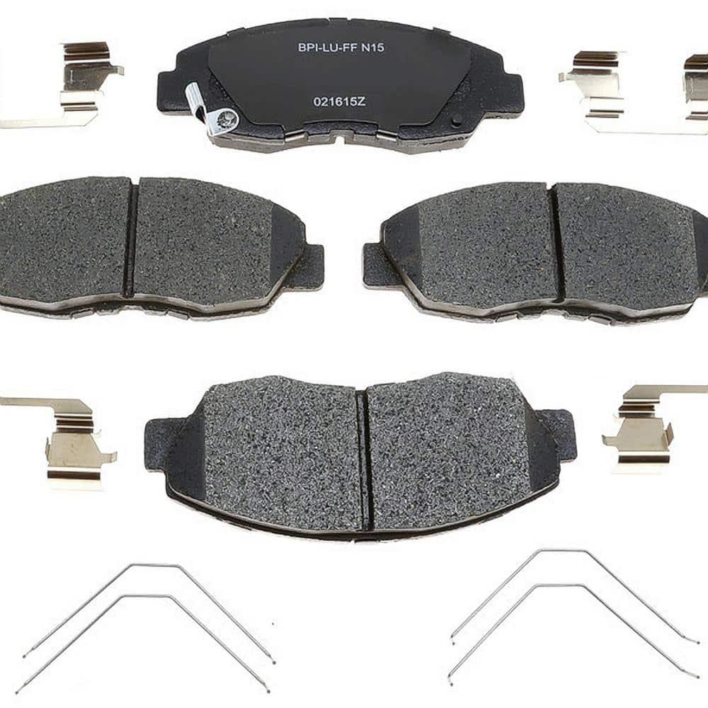 Honda Jazz DSI GD1 1.4 SLN 85bhp Rear Brake Pads Discs 239mm Solid