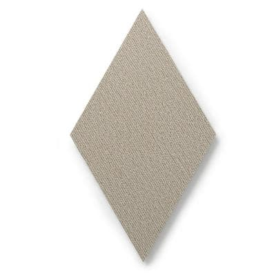 MosaiCore Seashell Braid Hexagon 9 3/4 in. x 17 in. Glue Down Luxury Vinyl Tile (15.15 sq.ft./Case)