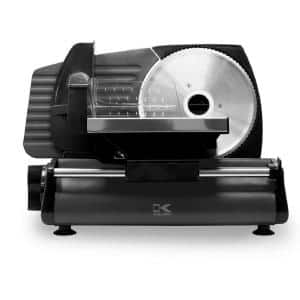 Professional Style 180 W Black Food Slicer
