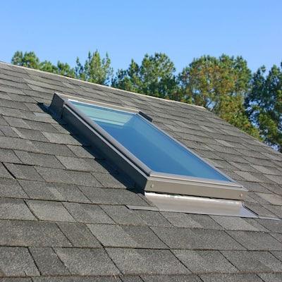 Deck Mount Glass Skylights