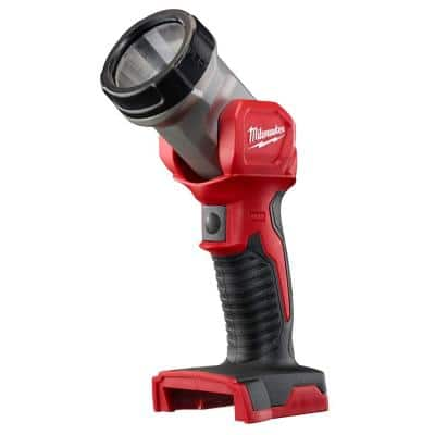 M18 18-Volt Lithium-Ion Cordless 100 Lumens LED Flashlight (Tool-Only)