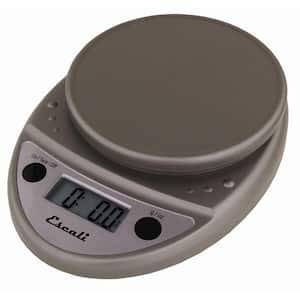Primo Gray Digital Food Scale