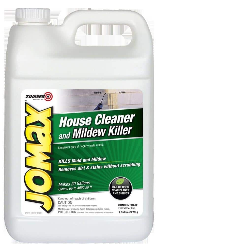 Zinsser 1 Gal. Jomax House Cleaner and Mildew Killer