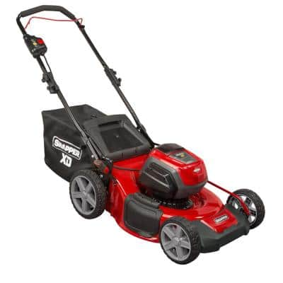 XD 82-Volt MAX Electric Cordless 21 in. Lawn Mower, Battery and Charger Not Included