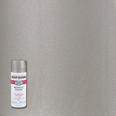 11 oz. Bright Coat Metallic Aluminum Spray Paint