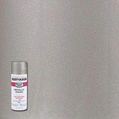 11 oz. Bright Coat Metallic Aluminum Spray Paint
