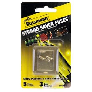 Holiday Mini Light Fuse (5-Pack)