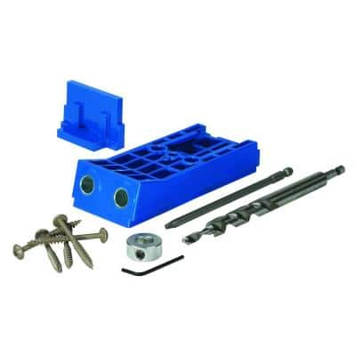 Heavy-Duty Pocket-Hole Jig