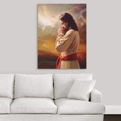 """""""Our Father"""" by Mark Missman Canvas Wall Art"""
