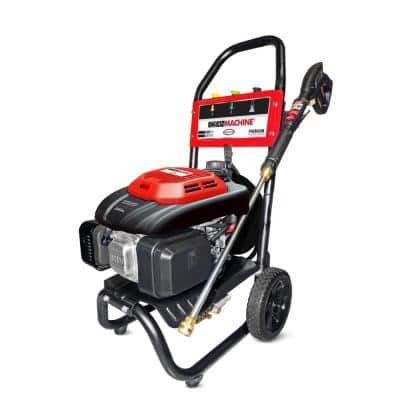 Clean Machine 2800 PSI at 2.3 GPM 159 cc Cold Water Residential Gas Pressure Washer