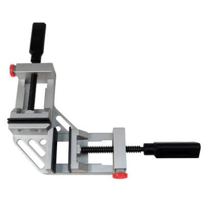 Quick-Release 90 Degree Angle and Corner Clamp
